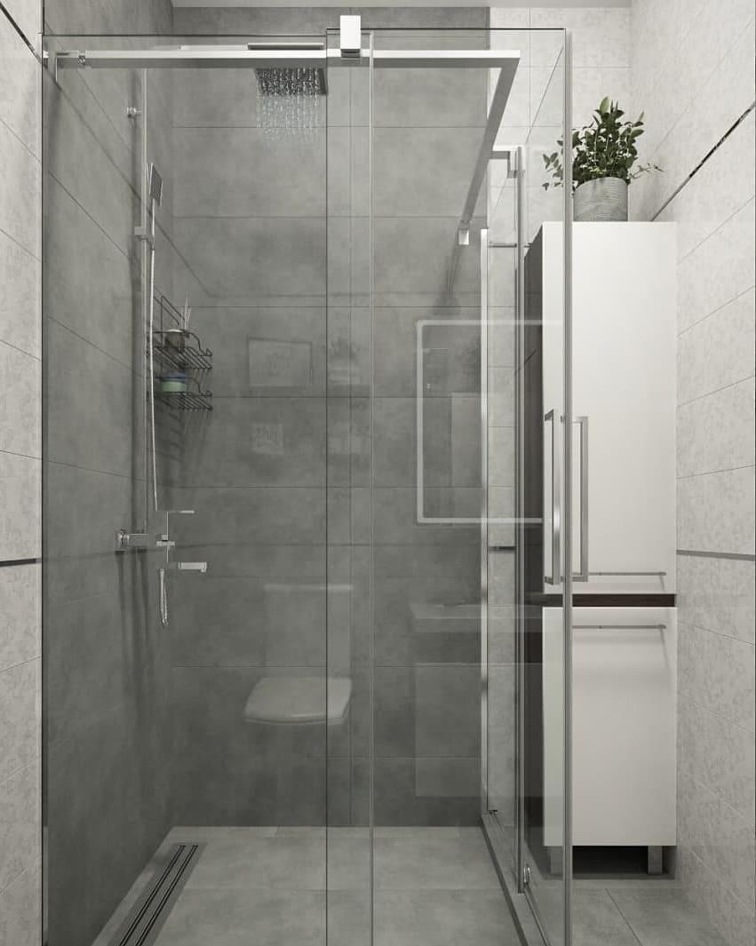 Ремонт ванной комнаты 3